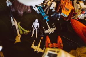 Star Wars figurine