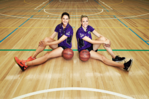 Melbourne Boomers basketballers