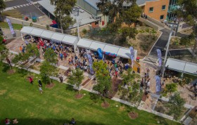 Deakin Burwood Campus O Week