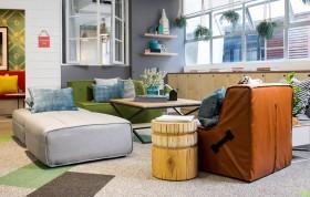 Airbnb lounge hero