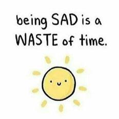 being-sad