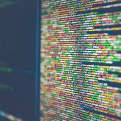 Hacking screen
