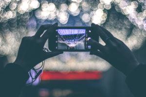 lights on iphone