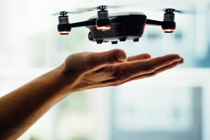 Drone delivery may soon be the way we receive goods.