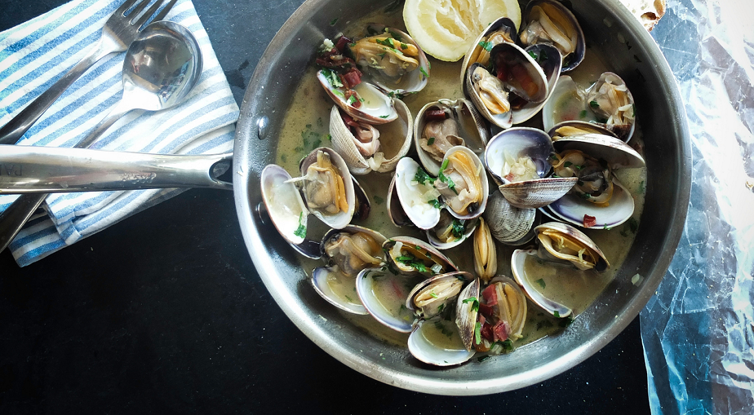 Try and eat sustainably-caught seafood this Christmas