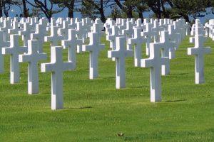 Cemetery plaques
